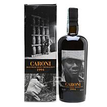 Caroni - Rhum hors d'âge - Heavy Trinidad rum - Millésime 1994 - 17 ans - 70cl - 52°
