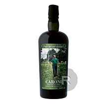 Caroni - Rhum hors d'âge - Employees 6 - Ricky Seeharak - 25 ans - 1996 - 70cl - 66,2°