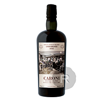 Caroni - Rhum hors d'âge - Employees 6 - United Release - 25 ans - 1996 - 70cl - 66,6°