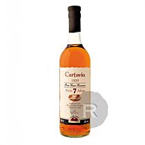 Cartavio - Rhum très vieux - 7 ans - 70cl - 38°