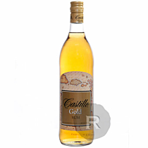 Castillo - Rhum ambré - Gold - 75cl - 40°