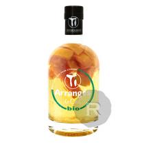 Les Rhums de Ced' - Ti'Arrangé Bio - Pamplemousse Thym Citron - 70cl - 21°