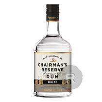 Chairman's Reserve - Rhum blanc - White rum - 70cl - 40°