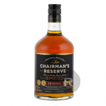 Chairman's reserve - Rhum ambré - Spiced - 70cl - 40°
