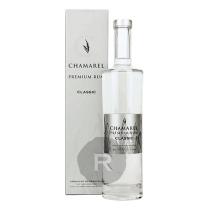 Chamarel - Rhum blanc - Premium rum - Classic - 70cl - 42°