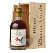 Chantal Comte - Rhum vieux - VO - Cuvée Caribaea - Brut - 70cl - 57°