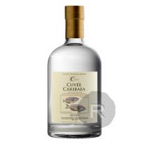 Chantal Comte - Rhum blanc - Cuvée Caribaea - Edition numérotée - 70cl - 50,16°