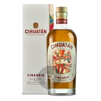 Cihuatan - Rhum hors d'âge - Cinabrio - 12 ans - 70cl - 40°