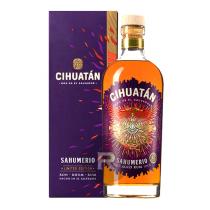 Cihuatan - Rhum hors d'âge - Sahumerio - 70cl - 45,2°