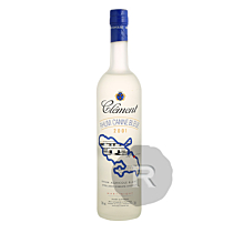 Clément - Rhum blanc - Canne bleue - Millésime 2001 - 70cl - 50°