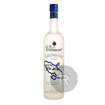 Clément - Rhum blanc - Canne bleue - Millésime 2003 - 70cl - 50°