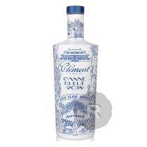 Clément - Rhum blanc - Canne Bleue - Millésime 2018 - 70cl - 49,1°