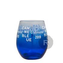 Clément - Verres Canne bleue 2019 - 39cl x 3