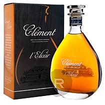 Clément - Rhum très vieux - L'Elixir - Carafe Eden - 70cl - 42°