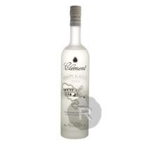 Clément - Rhum blanc - Grappe Blanche - Millésime 2000 - 70cl - 50°