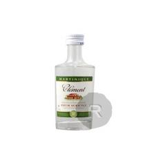 Clément - Rhum blanc - Mignonnette - 5cl - 50°