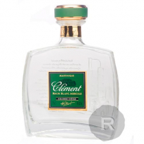 Clément - Rhum blanc - Cuvée colonne créole - Carafe - 70cl - 49,6°