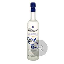 Clément - Rhum blanc - Canne bleue - Millésime 2002 - 70cl - 50°