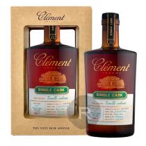 Clément - Rhum hors d'âge - Single cask - Vanille Intense - 50cl - 40,8°