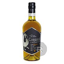 Coquerel - Calvados - 4 ans - Bourbon Finish - 70cl - 41°