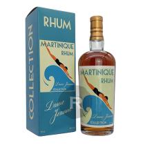 Corman Collins - Rhum hors d'âge - Dame Jeanne - Rhum Martinique 70's - 70cl - 44°