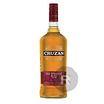Cruzan - Rhum ambré - 151 - 1L - 75,5°
