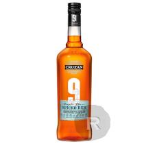 Cruzan - Rhum ambré - Spiced rum - 9 épices - 1L - 40°