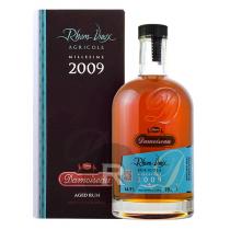 Damoiseau - Rhum hors d'âge - Millésime 2009 - Full proof - 70cl - 66,9°