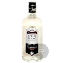 Damoiseau - Rhum blanc - Cœur blanc - 70cl - 50°