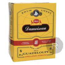 Damoiseau - Rhum ambré - Cubi - 5L - 40°