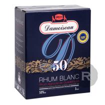 Damoiseau - Rhum blanc - Cubi - 3L - 50°