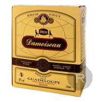 Damoiseau - Rhum vieux - Cubi - 3L - 42°