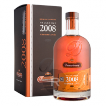 Damoiseau - Rhum hors d'âge - Cuvée Subprime - Millésime 2008 - 70cl - 47,9°