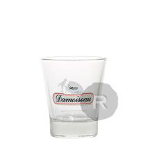 Damoiseau - Verres à rhum vieux - Cafeino - 5cl x 6