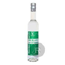 Délices de Guyane - Rhum blanc - Or blanc - 50cl - 50°