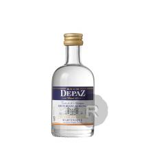 Depaz - Rhum blanc - Mignonnette - 5cl - 45°