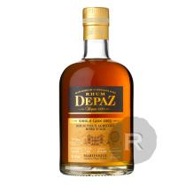 Depaz - Rhum hors d'âge - Single cask - Millésime 2003 - 70cl - 45°