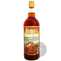Diamond Reserve - Rhum ambré - Dark Rum - 1L - 40°