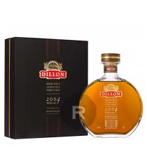 Dillon - Rhum hors d'âge - Millésime 2004 - 12 ans - Carafe - 70cl - 43°