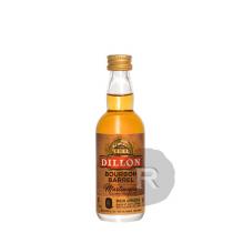 Dillon - Rhum ambré - Bourbon Barrel - Mignonnette - 5cl - 41°