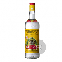 Dillon - Rhum blanc - 1L - 55°