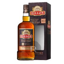 Dillon - Rhum hors d'âge - XO - Coffret carton - 70cl - 43°