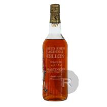 Dillon - Rhum hors d'âge - XO - Grand Grenadier - MEB 2002 - 70cl - 43°