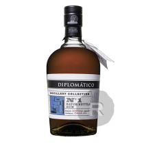 Diplomatico - Rhum hors d'âge - Distillery Collection - N°1 - Batch Kettle Rum - 70cl - 47°