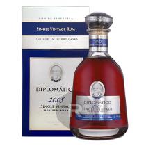 Diplomatico - Rhum hors d'âge - Single Vintage 2005 - 70cl - 43°