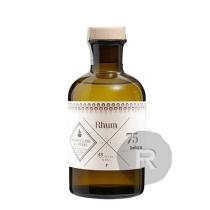 Distillerie de Paris - Rhum ambré - Ambré - 50cl - 45°