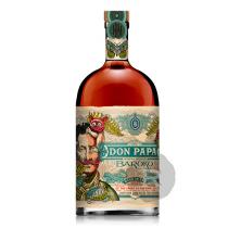 Don Papa - Rhum vieux - Baroko - Rehoboam - 4,5L - 40°