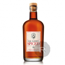 Don Q - Rhum vieux - Oak barrel Spiced - 70cl - 45°