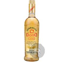 Don Q - Rhum ambré - Oro Gold - 1L - 40°