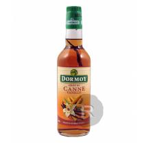 Dormoy - Sirop de canne - Vanille - 50cl